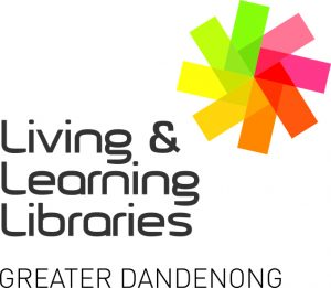 Greater Dandenong libraries logo