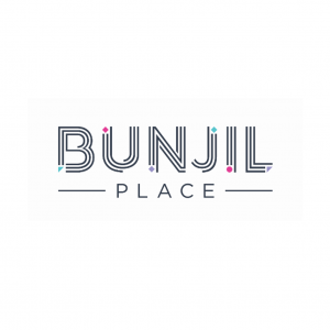 Image shows Bunjil Place logo