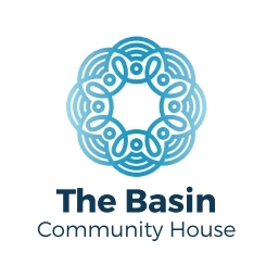 The Basin Community House logo
