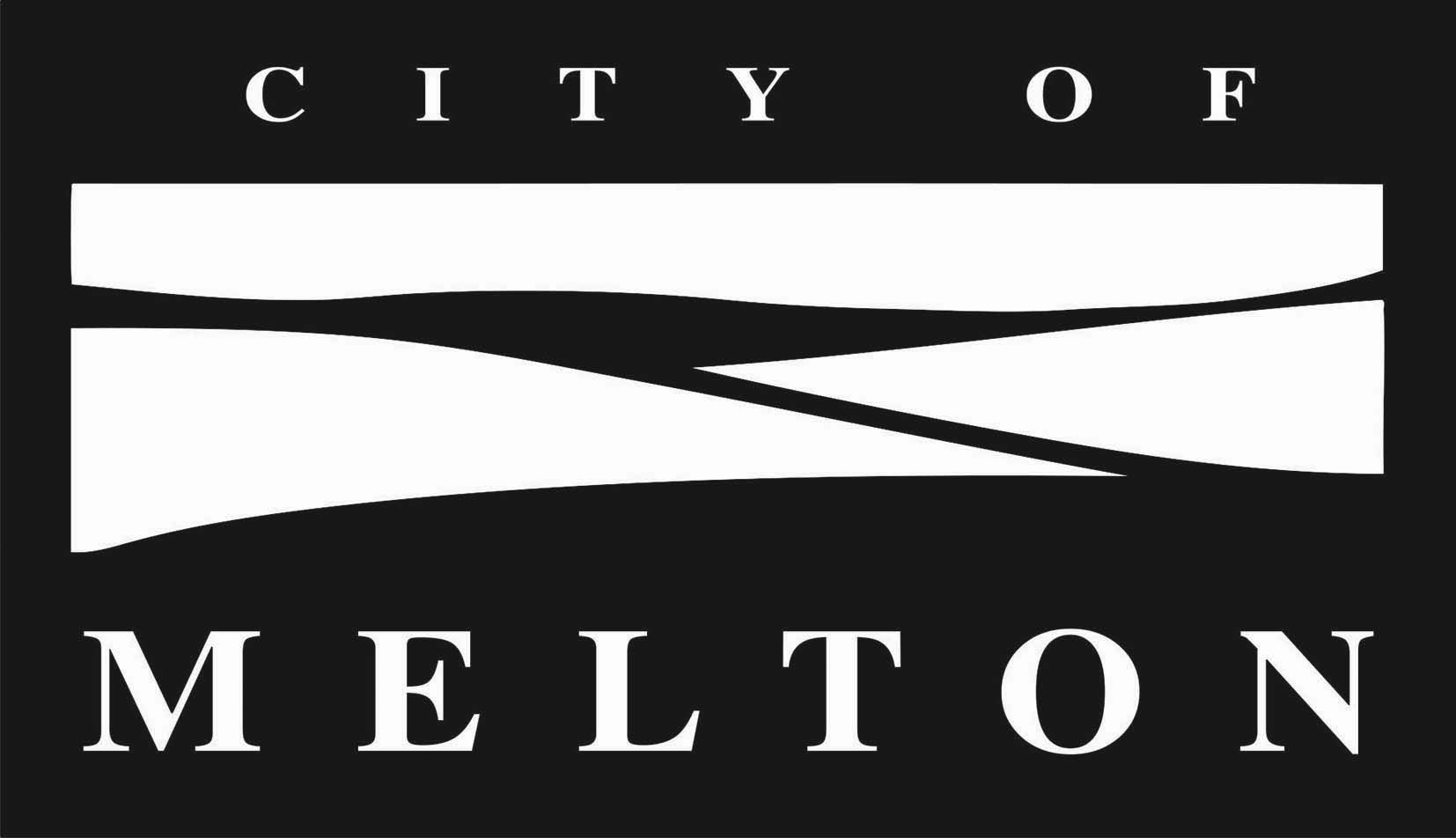 City of Melton logo