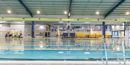 Knox Leisureworks 50 metre indoor pool