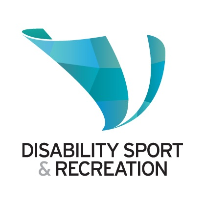 Disability Sport and Recreation logo