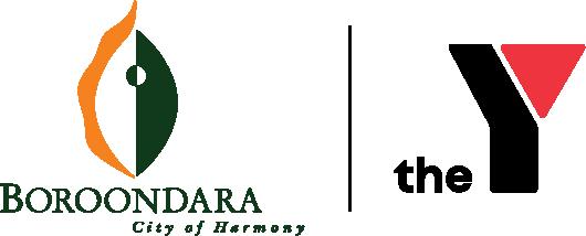 City of Boroondara and YMCA logo